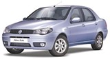 Hyundai Accent, Fiat Albea or Similar