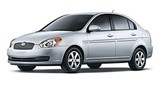 Hyundai Accent, Suzuki Swift or Similar